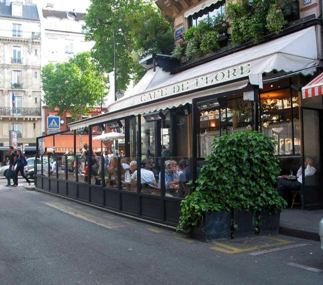 Combats De Sos Paris Les Terrasses De Cafe