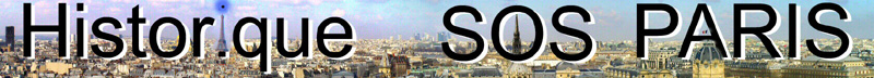 Welcome in SOS Paris website !